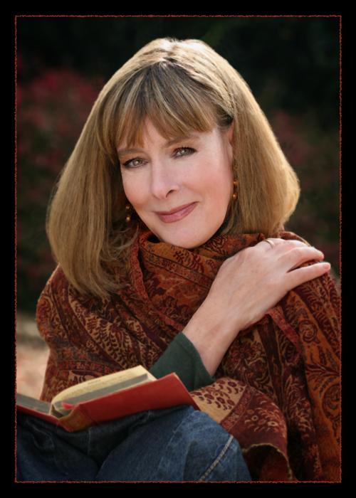Portrait of author Pamela Smith Hill