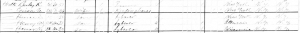 This section of the census from Brookings County lists the Heath boys. Screenshot taken from ancestrylibrary.com.